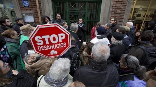 El 90% de los desahucios de pisos en Barcelona son por impago del alquiler