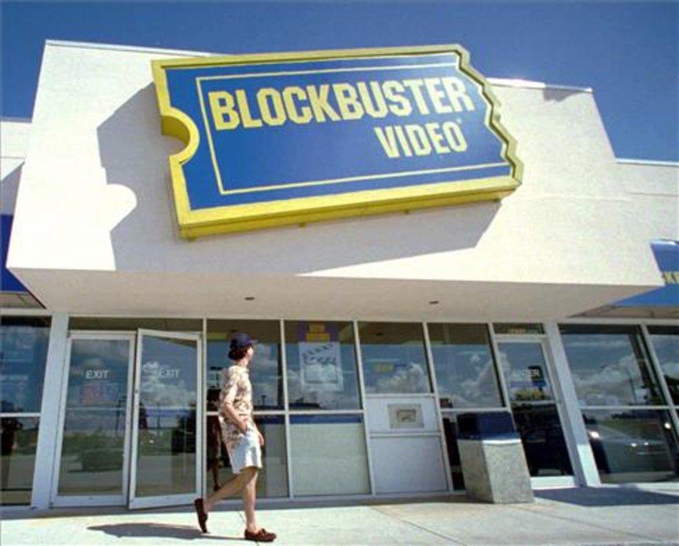 Blockbuster contaba con un 9.000 tiendas físicas y una plantilla de cerca de 60.000 empleados.