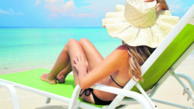 Es importante cuidarse la piel desde el interior y el exterior.