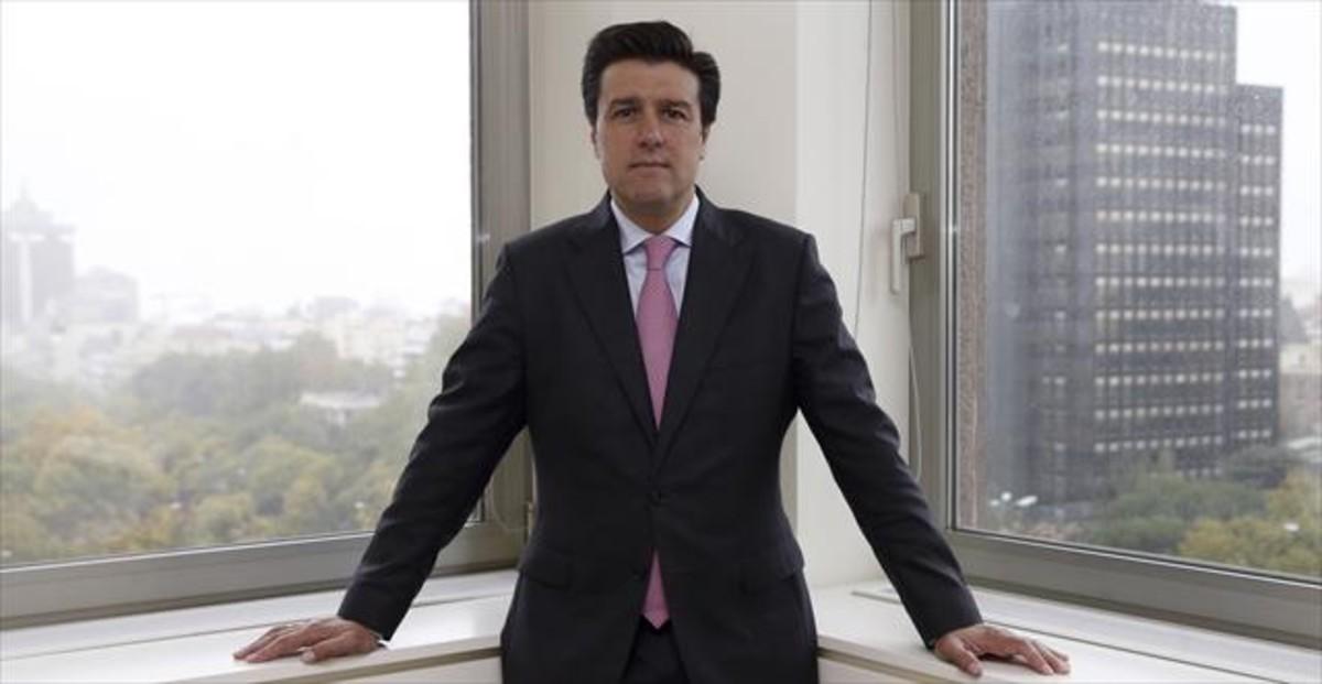 Ismael Clemente, consejero delegado de Merlin.