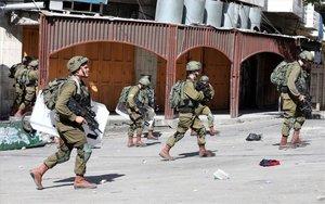 Soldados de Ejército de Israel.