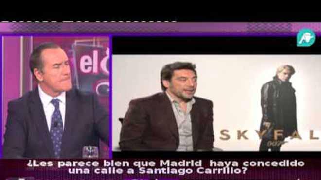 """El día que Pablo Casado llamó """"imbécil"""" y """"subnormal"""" a Javier Bardem"""