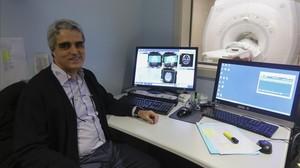 El neurólogo Jesus Pujol, director de launidad de investigación en resonancia magnética del Hospital del Mar de Barcelona.