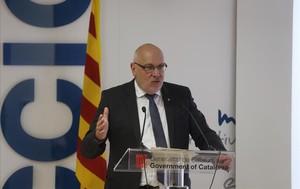 El 'conseller' Jordi Baiget.