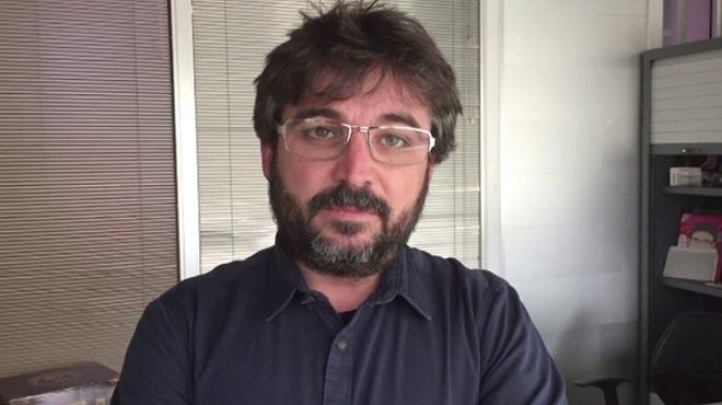 Jordi Évole hace una pregunta a Carles Puigdemont, presidente de la Generalitat.