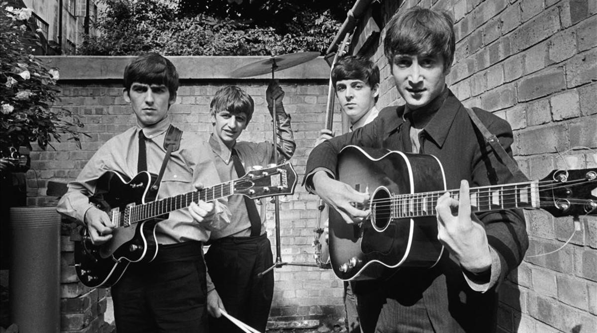 Los Beatles fotografiados por Terry ONeill