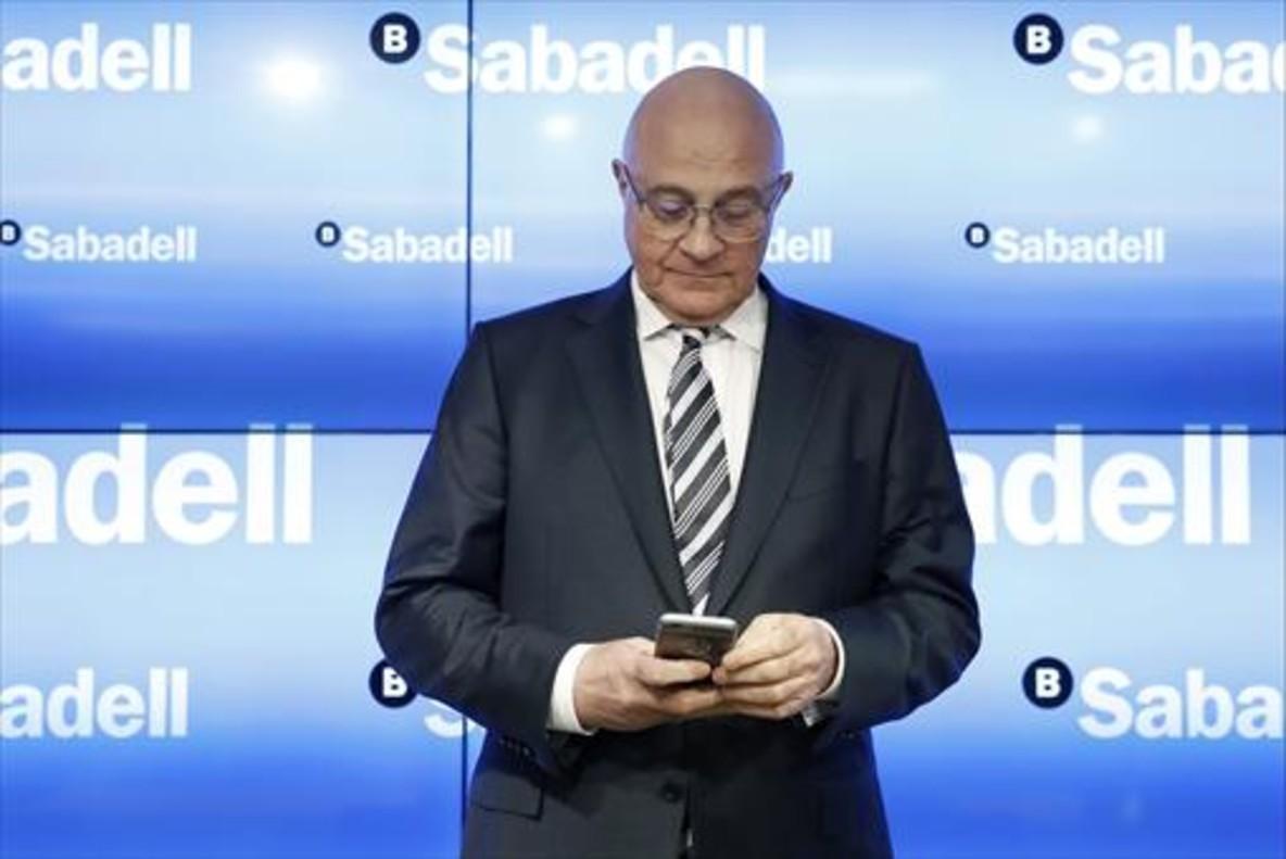 Sabadell vende activos inmobiliarios a Cerberus por 9.100 millones de euros