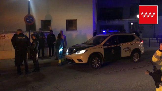 Un joven muere apuñalado en una reyerta en Cobeña (Madrid).