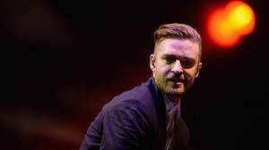 Justin Timberlake, en una recente sesión fotográfica.