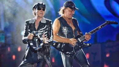 Scorpions, nostalgia del 'hit' en el Rock Fest