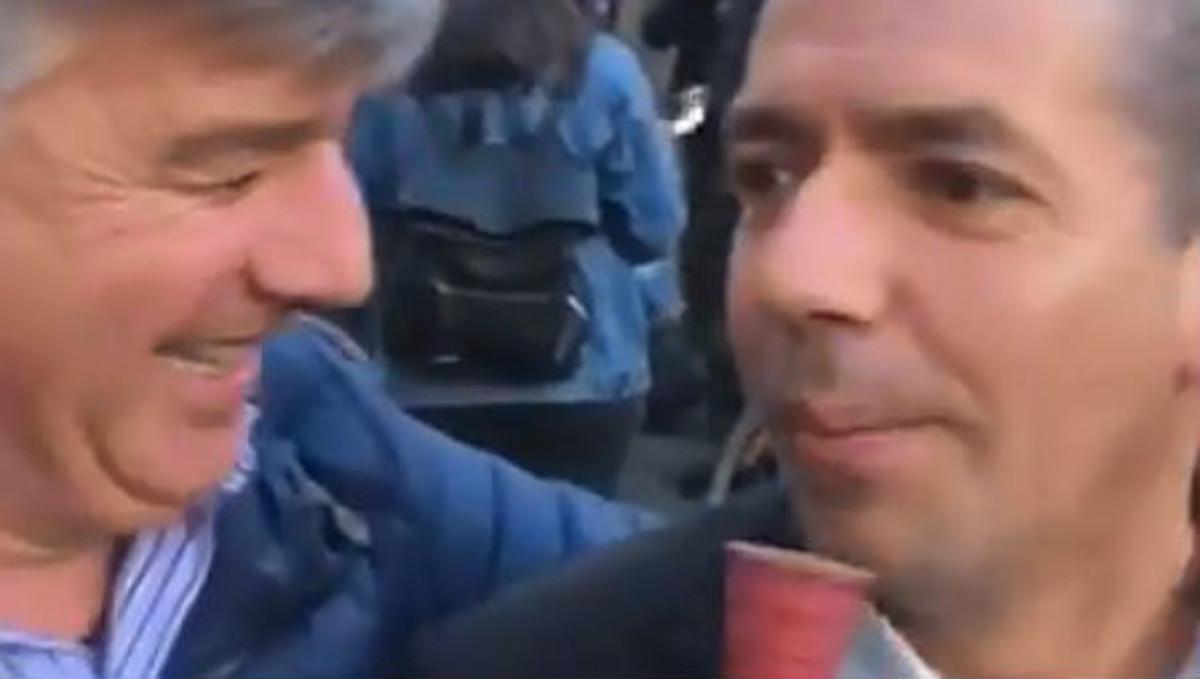 Las redes han estallado con el vídeo de dos hombres que insultan a las mujeres en al manifestación del 8-M de Sevilla.