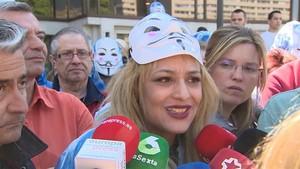 La jueza procesa a Melissa Rodríguez, la líder neonazi del Hogar Social de Madrid, por incitación al odio