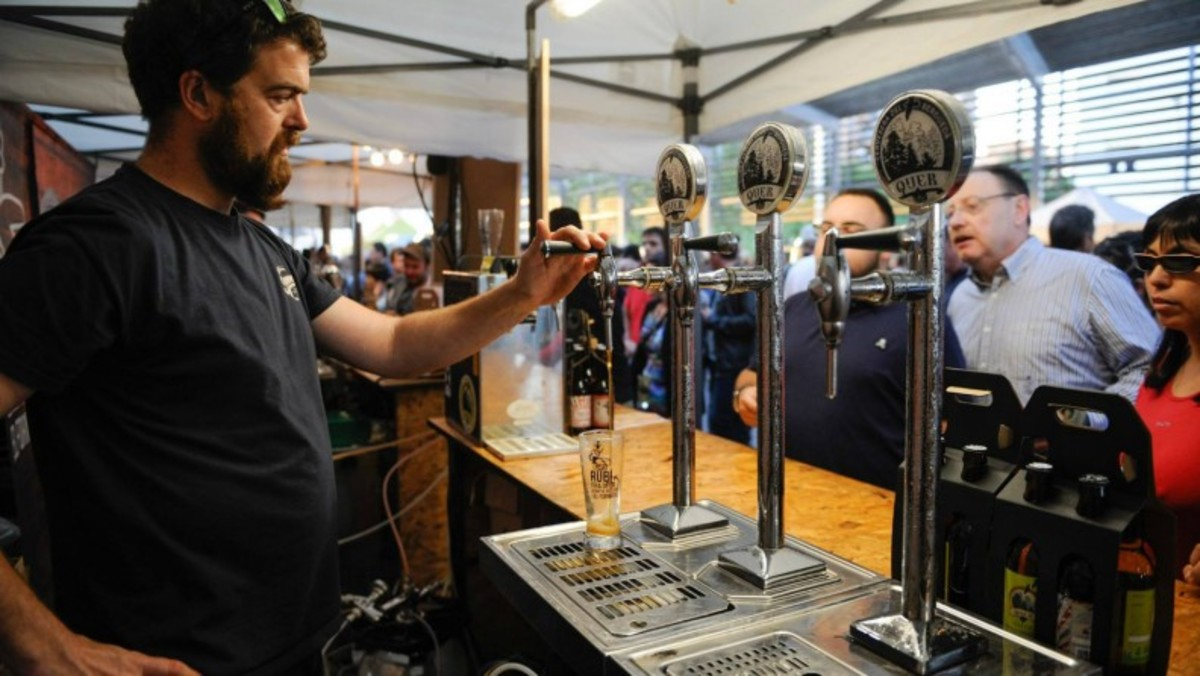 Los días 18,19 y 20 de mayo vuelve a Rubí la Feria de la Cerveza Artesana y el Queso