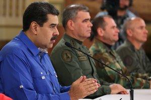 Maduro, en el poder desde 2013, se ha erigido como uno de los principales defensores de Morales a nivel internacional.