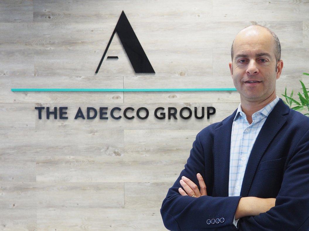 Marcos Abollado es el nuevo director de Soluciones e Innovación de Adecco Training