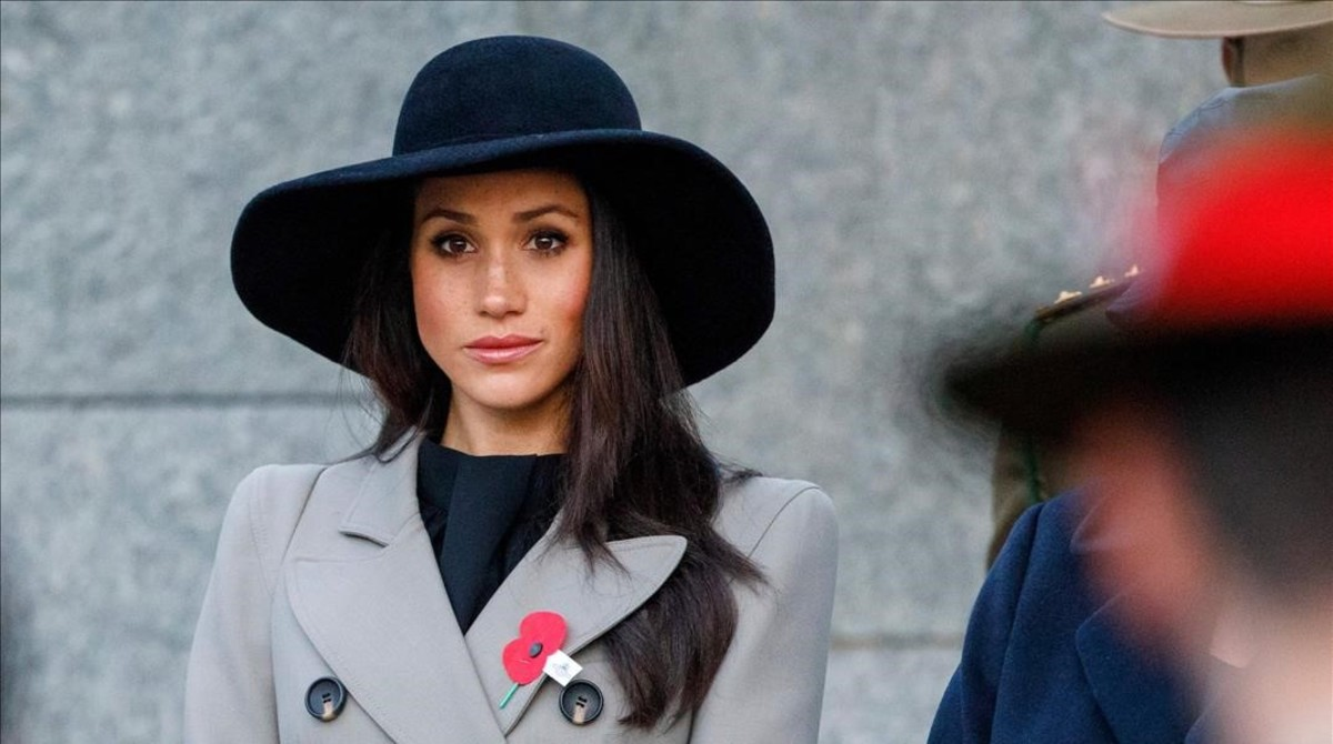Meghan Markle, duquesa de Sussex.