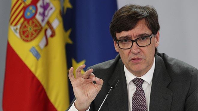L'alarma a Madrid ja està en vigor
