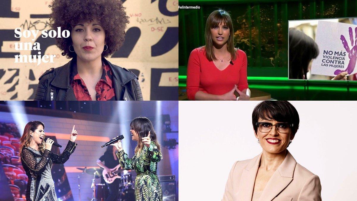 La tele que reivindica el feminismo de cara al 8M: estas son las iniciativas de las cadenas