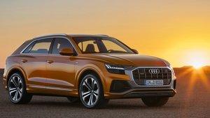Nuevo Audi Q8.