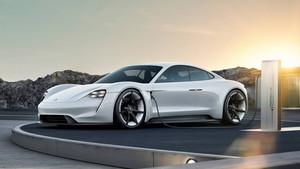 Nuevo Porsche Taycan 100% eléctrico.