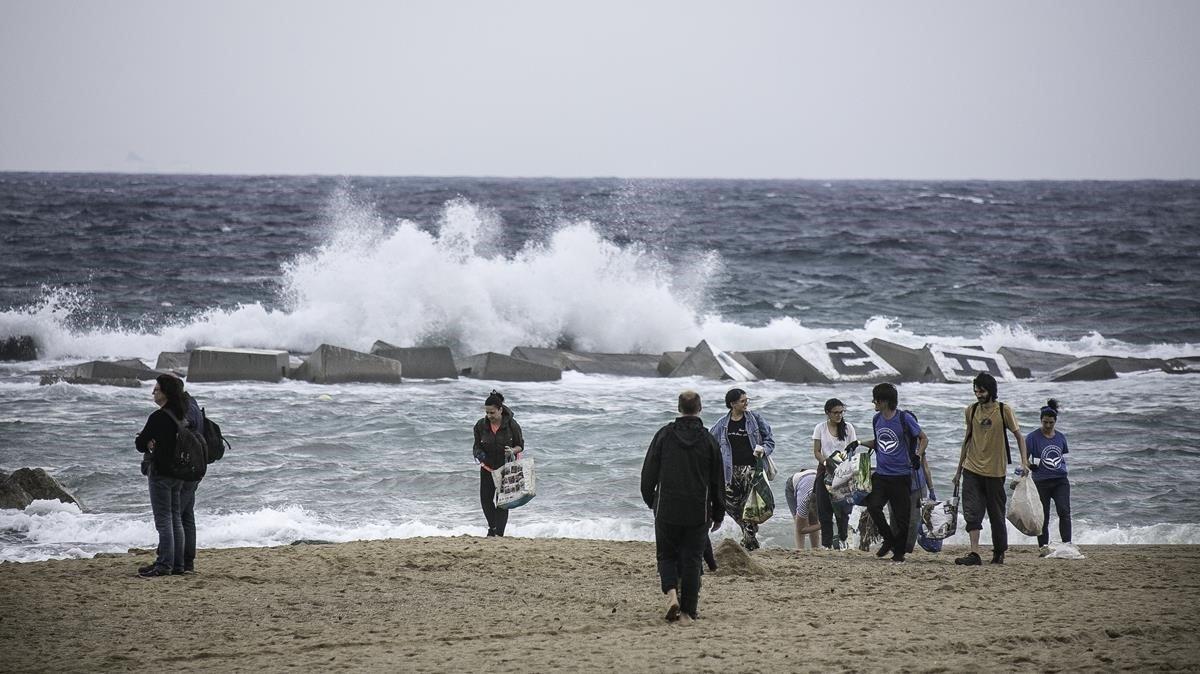 Estabilización de las playas