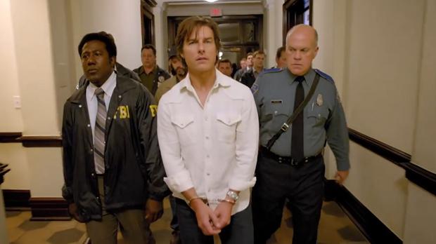 'Barry Seal: el traficante'. Un hombre sin sombras