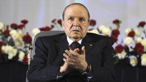 El presidente argelino, Abdelaziz Buteflika.