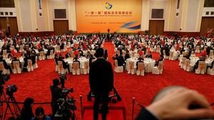 El presidente chino, Xi Jinping, en Pekín.