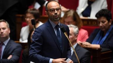 """El primer ministro francés sobre el 1-O: """"Las imágenes que vimos el domingo son terribles, evidentemente"""""""