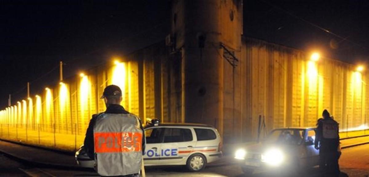 Prisión en Moulins, en el centro de Francia, en una imagen del 2009.