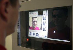 Las cámaras generan alertas a partir de los registros de personas buscadas /Imagen referencial.