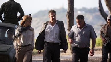 Los secretos del filme político 'El rehén'
