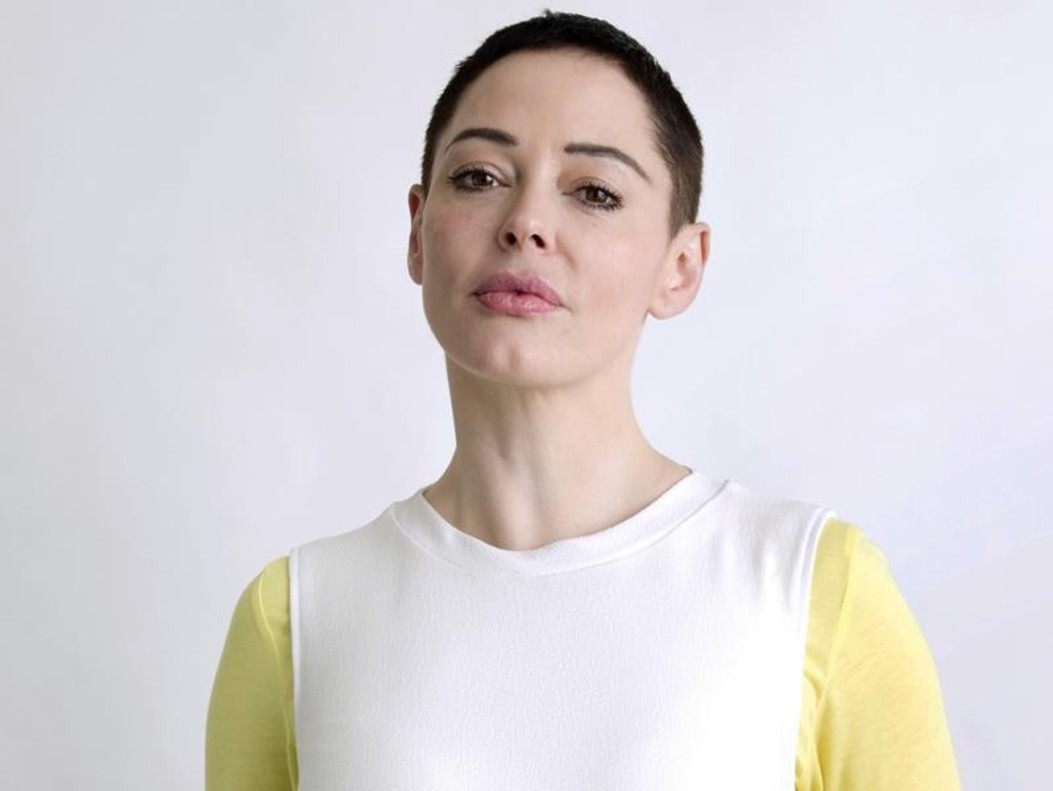 Rose McGowan. La primera actriu que va denunciar els abusos sexuals de Harvey Weinstein