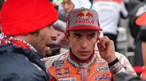 Márquez: «Al suspendre el GP, tots hem pensat en Tito, que era a l'hospital»