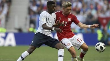Francia y Dinamarca firman las tablas esperadas