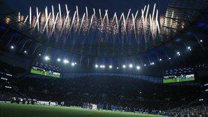 La joia del Tottenham: l'estadi dels mil milions