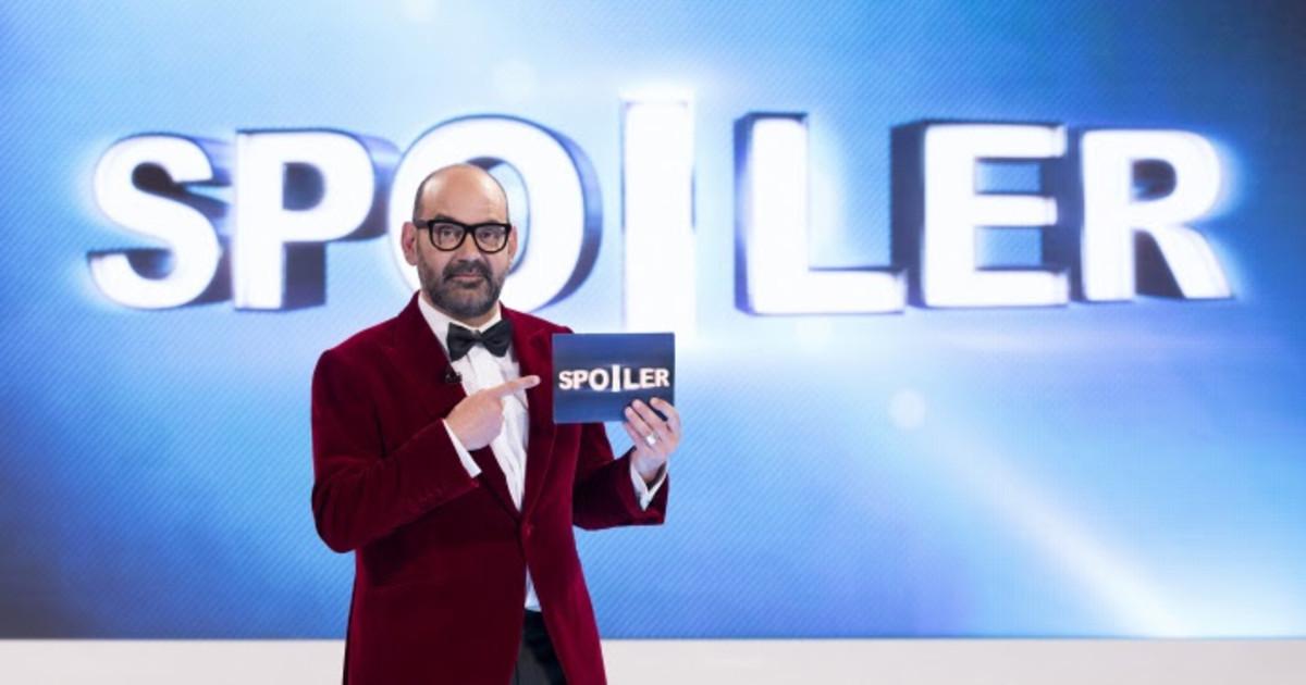 José Corbacho, presentador del concurso del canal #0 'Spoiler'.