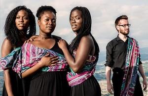 The Sey Sisters presentan su primer disco, Let freedom ring, en el Born.