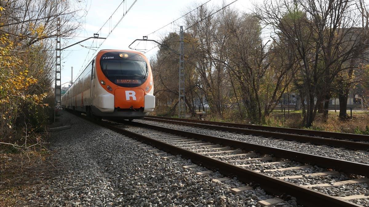 Un atropello en Viladecans causa afectaciones en Rodalies entre El Prat y Gavà