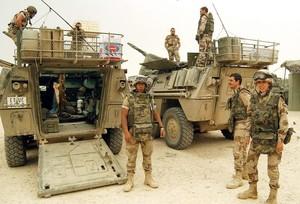 """""""Frente a un carro de combate no vale un 600"""": así justifican los militares el aumento del gasto en Defensa"""