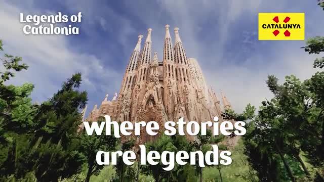 Legends of Catalonia.