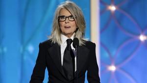 """Diane Keaton recolza Woody Allen: """"És el meu amic i continuo creient en ell"""""""
