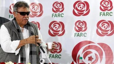 La Farc teme que se derrumbe el acuerdo de paz en Colombia y pide garantías