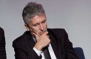 """Marlaska demana """"responsabilitats polítiques"""" després del robatori d'un telèfon amb dades d'Iglesias"""