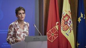 Navarra decreta un confinament de 15 dies a partir de dijous