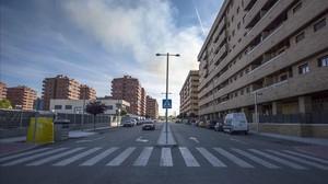 Urbanización El Quiñón de Seseña, donde se ha producido el asesinato machista.