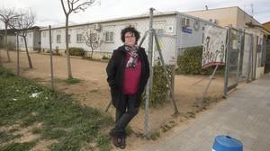 Imma Carbó, presidenta del AMPA del CEIP Vall-llobrega