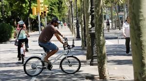 Oberts els ajuts per a la compra de bicicletes elèctriques a Barcelona