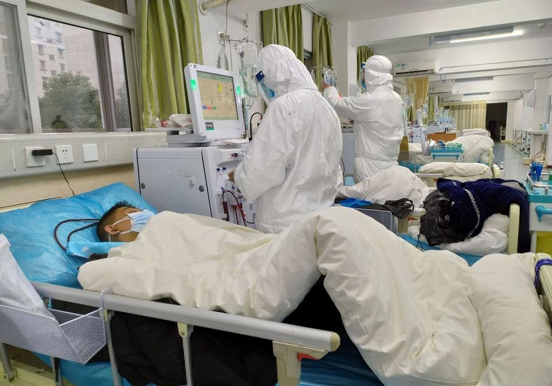 China envía casi 600 médicos a Wuhan para apoyar en la lucha ...