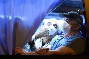 Almenys 40 nord-americans donen positiu per coronavirus en el creuer del Japó